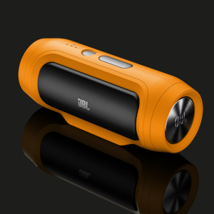 JBL charge portable bluetooth speaker by Vasiliy Vatsyk 300